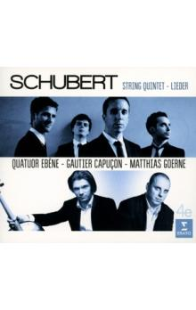 SCHUBERT: STRING QUINTET NO. 956 FOR TWO CELLOS, LIEDER