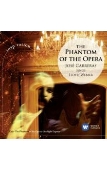 PHANTON OF THE OPERA - JOSE CARRERAS SINGS LLOYD WEBBER