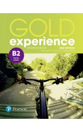 Gold Experience 2nd Edition B2 Students´ Book