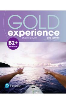 Gold Experience 2nd Edition B2+ Students´ Book