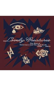 LOVELY CREATURES - THE BEST OF 1984-2014 (3CD+DVD+BOOK) - LIMITED
