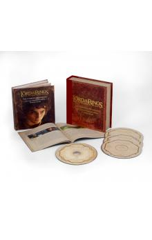 THE LORD OF THE RINGS: THE FELLOWSHIP OF THE RING - THE COMPLETE RECORDINGS (3CD+BR)