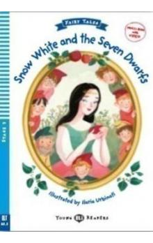Young Eli Readers Stage 3 (cef A1.1): Snow White and The Seven Dwarfs