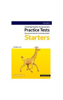 Cambridge English Qualifications Young Learner's Practice Tests Starters