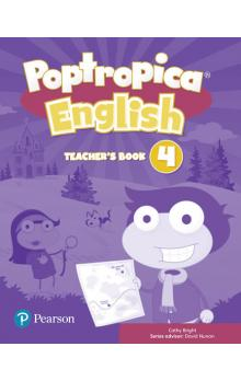 Poptropica English Level 4 Teacher´s Book and Online Game Access Card Pack
