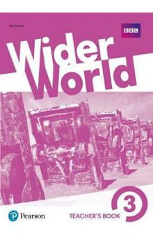 Wider World 3 Teacher´s Book w/ MyEnglishLab/Online Extra Homework/DVD-ROM Pack