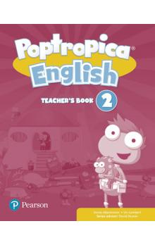 Poptropica English Level 2 Teacher´s Book and Online Game Access Card Pack