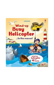 WIND-UP BUSY HELICOPTER TO THE RESCUE