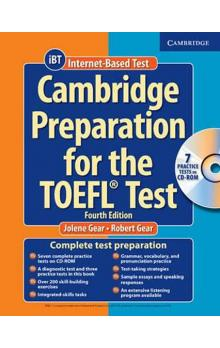 Cambridge Preparation for the TOEFL† Test, 4th edition: Book with gratis CD-ROM