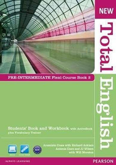 New Total English Pre-Intermediate Flexi Coursebook 2 Pack