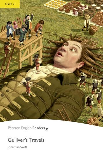 Level 2: Gulliver´s Travels Book and MP3 Pack