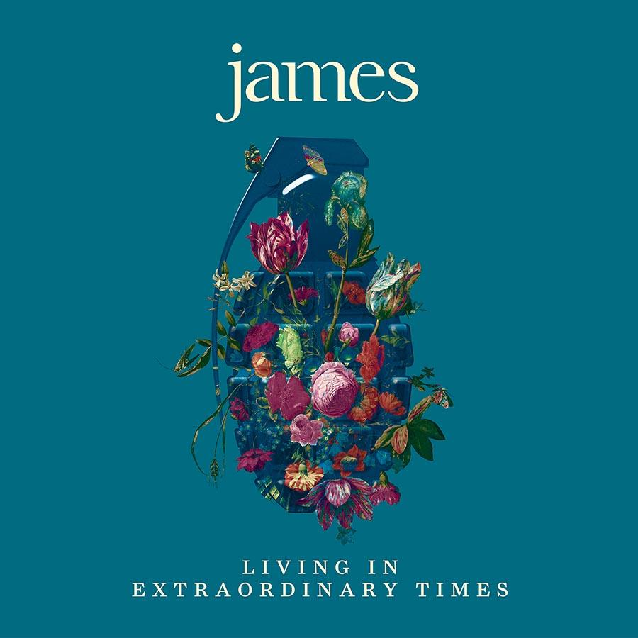 LIVING IN EXTRAORDINARY TIMES (DELUXE)