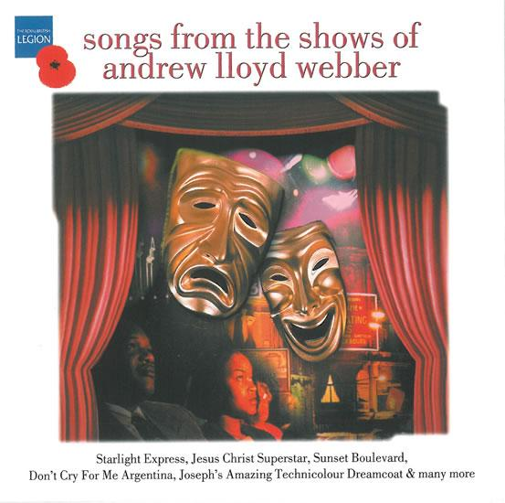Songs From The Shows of Andrew Lloyd Webber - 2CD