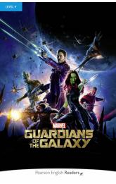 PER | Level 4: Marvel´s The Guardians of the Galaxy Bk/MP3 Pack