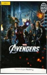 PER | Level 2: Marvel´s The Avengers Bk/MP3 Pack