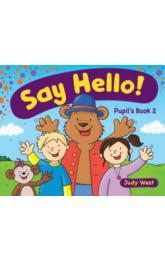 Say Hello 2 Pupil's Book