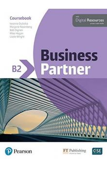 Business Partner B2 Coursebook w/ Basic MyEnglishLab Pack