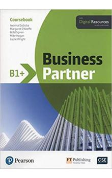 Business Partner B1+ Intermediate Coursebook w/ MyEnglishLab
