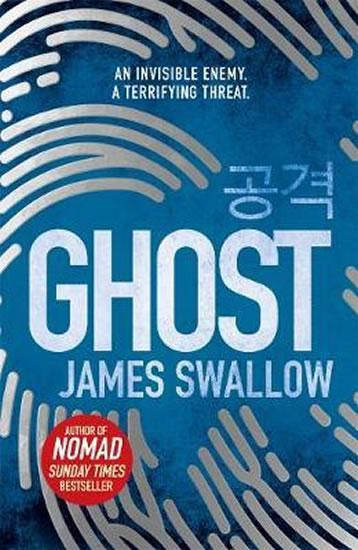 Ghost: New thriller from author of NOMAD