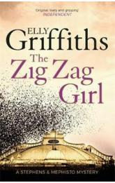 The Zig Zag Girl -- Stephens and Mephisto Mystery