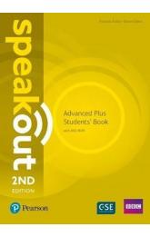 Speakout 2nd Edition Advanced Plus Students´ Book w/ DVD-ROM/MyEnglishLab Pack
