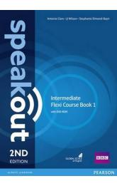 Speakout 2nd Edition Intermediate Flexi Coursebook 1 Pack