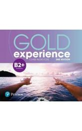 Gold Experience 2nd Edition B2+ Class Audio CDs