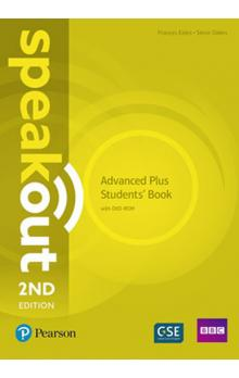 Speakout Advanced Plus 2nd Edition Students´ Book and DVD-ROM Pack