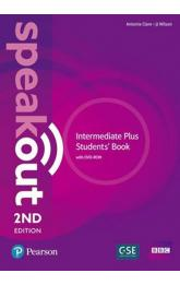 Speakout 2nd Edition Intermediate Plus Students´ Book w/ DVD-ROM Pack