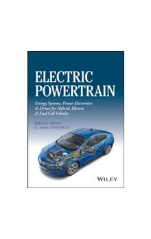 Electric Powertrain Energy Systems, Power Electronics and Drives for Hybrid, Electric and Fuel Cell Energy Systems, Power Electronics and Drives for Hybrid, Electric and Fuel Cell Vehicles