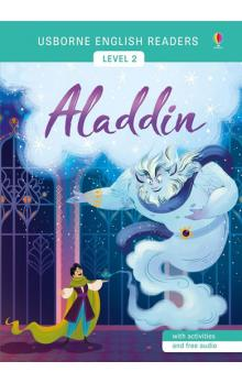 Usborne English Readers 2: Aladdin