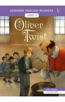 Usborne English Readers 3: Oliver Twist