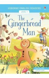 The Gingerbread Man -- Usborne English Readers Level 1