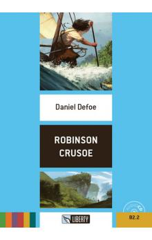 Robinson Crusoe+CD: B2.2 (Liberty)
