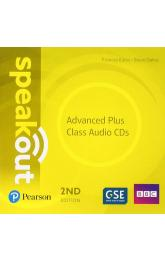 Speakout 2nd Edition Advanced Plus Class CDs