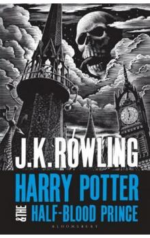 Harry Potter and the Half-Blood Prince 6 Adult Edition