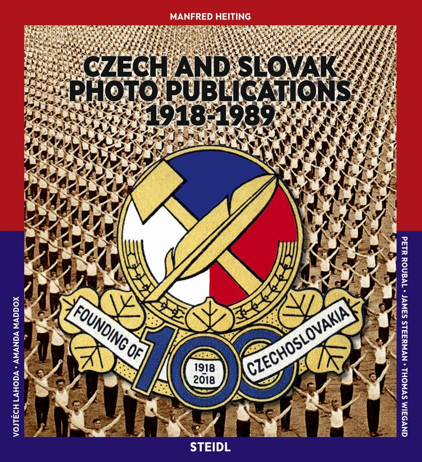 Manfred Heiting: Czech and Slovak Photo Publications: 1918–1989