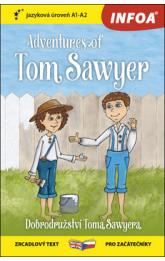 Adventures of Tom Sawyer/Dobrodružství Toma Sawyera -- A1-A2