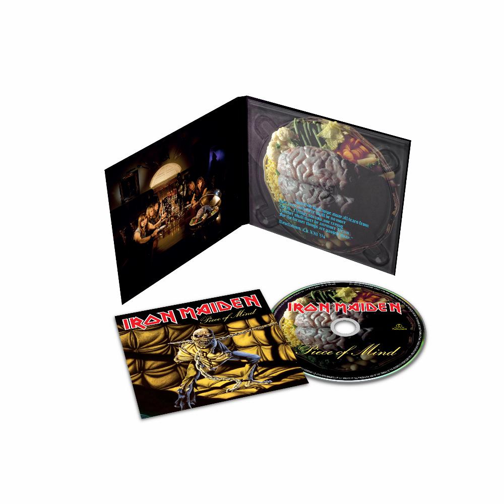 Piece Of Mind ( Digipack )