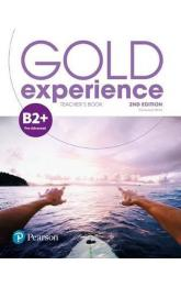 Gold Experience 2nd Edition B2+ Teacher´s Book w/ Online Practice & Online Resources Pack