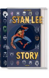 The Stan Lee Story (Collector's Edition) -- limitovaná edice