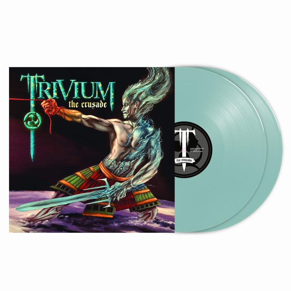 THE CRUSADE (TRANSPARENT TURQUOISE VINYL)