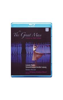 MOZART: THE GREAT MASS - A BALLET BY UWE SCHOLZ - BLU-RAY