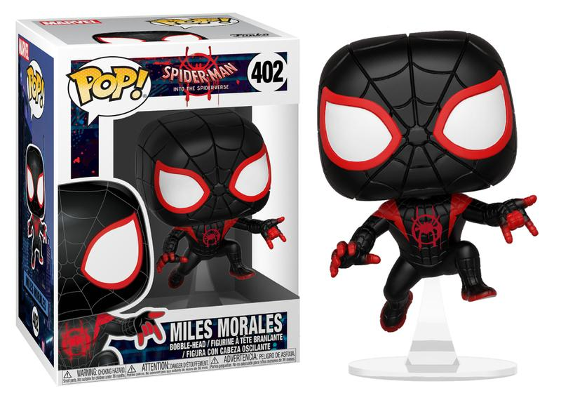 Funko POP Marvel: Animated Spider-Man - S-M Miles