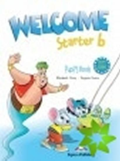 Welcome Starter B Pupil´s Book