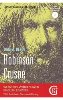 Robinson Crusoe -- Classic Readers with Audio CD