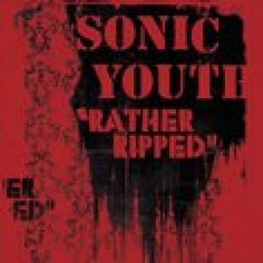 RATHER RIPPED - SONIC YOUTH [CD album]