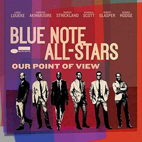 Our Point of View - All-Stars Blue Note [CD album]