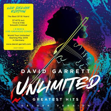 Unlimited - Greatest Hits/ Deluxe Edition - Garrett David [CD album]