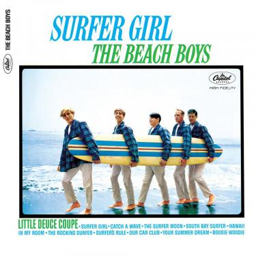 SURFER GIRL/SHUT DOWN VOL